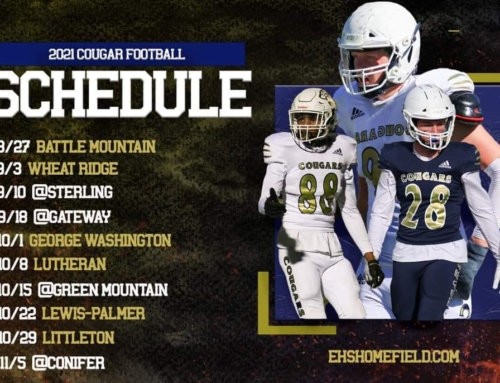 Evergreen High School VS Battle Mountain