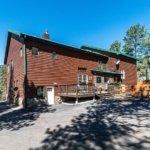 Log Cabin Home for Sale Conifer