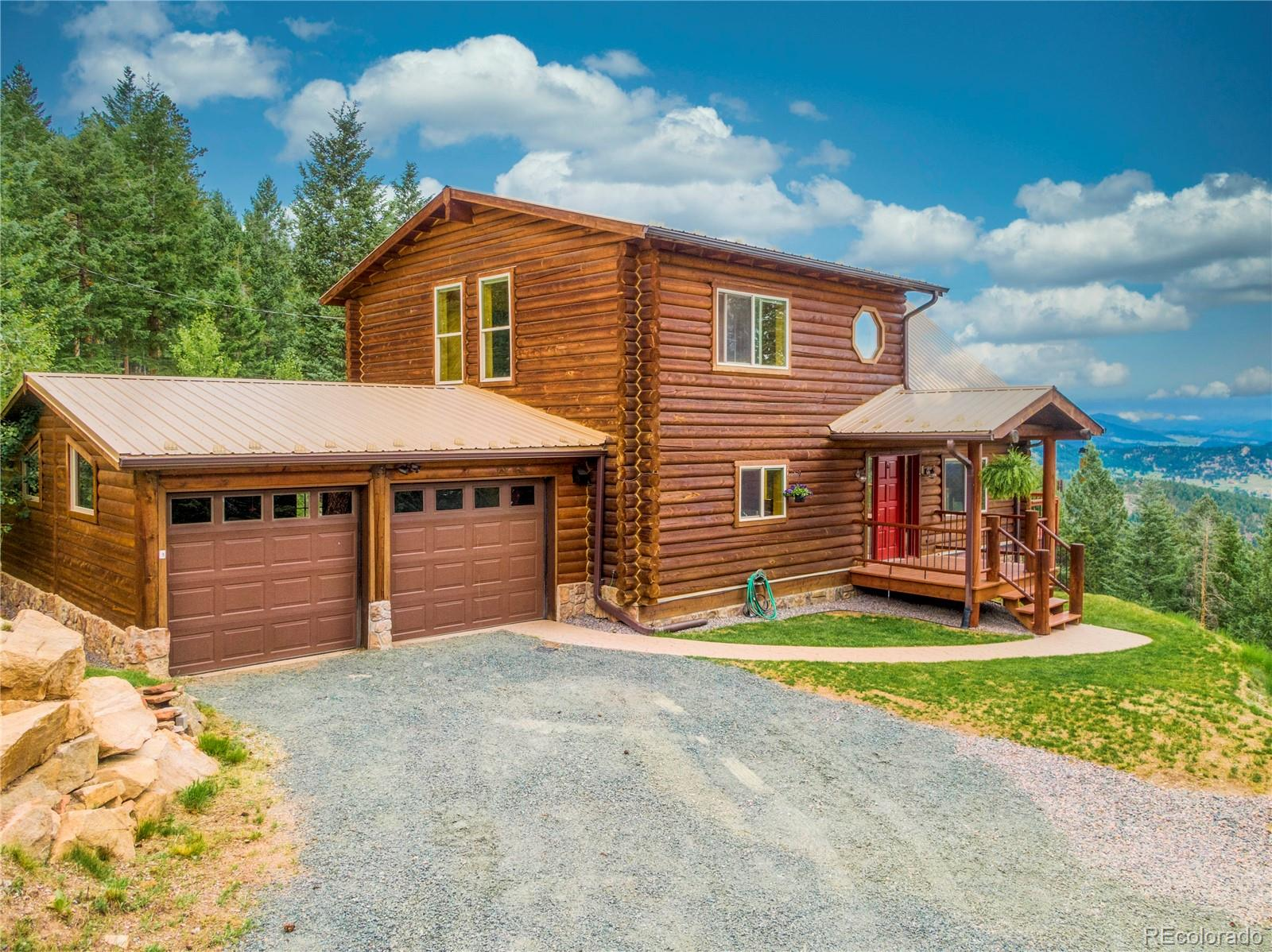 8174 Rossman Gulch Road, Morrison, CO