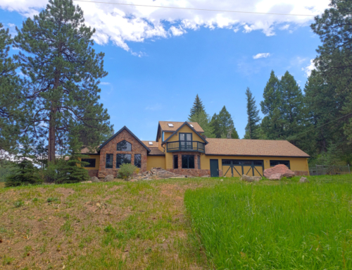 Horse Property (small ranch) Morrison CO in the Denver Foothills