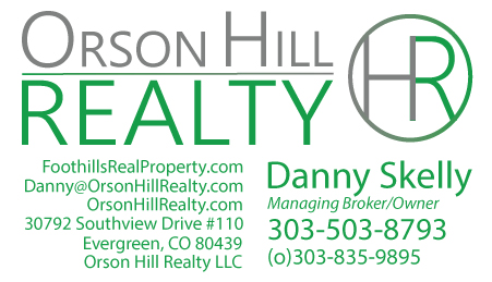 Listing By Danny Skelly 303-503-8793
