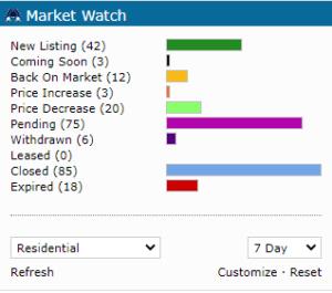 Real Estate Market Snapshot