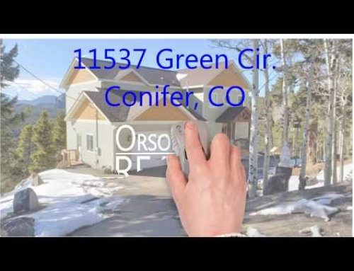11537 Green Cir 5/4 – Conifer – Home for Sale – Mountain View Orson Hill Realty