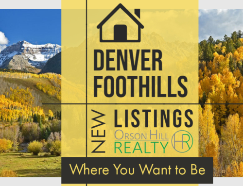Denver Foothills Homes for Sale Under 500K