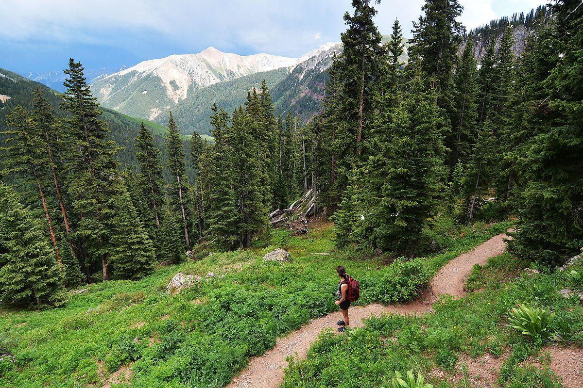 Hiking Trails Colorado
