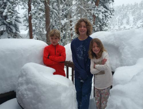 Weather Evergreen Colorado