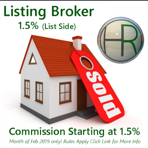 Discount listing agent