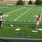 Evergreen High School Cougars Football