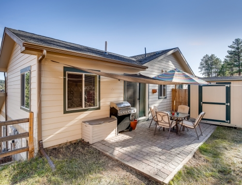 2 bed 2 bath Kittredge, CO