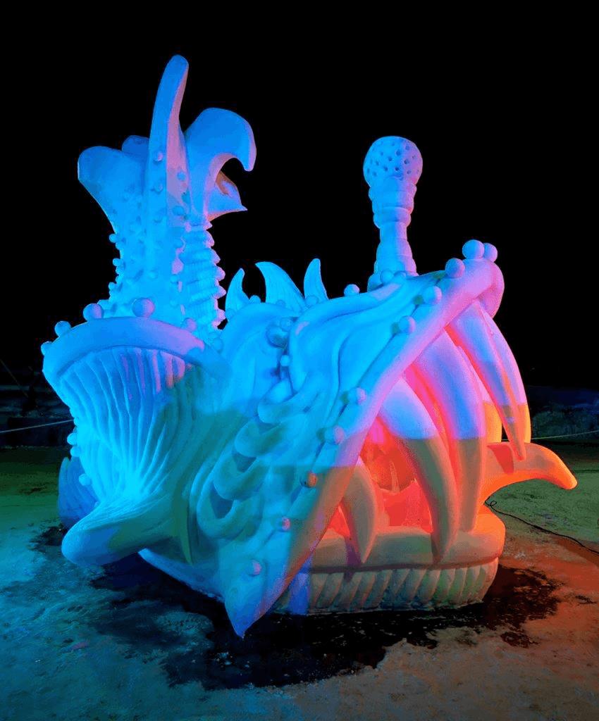 Ice Sculpture Breckenridge