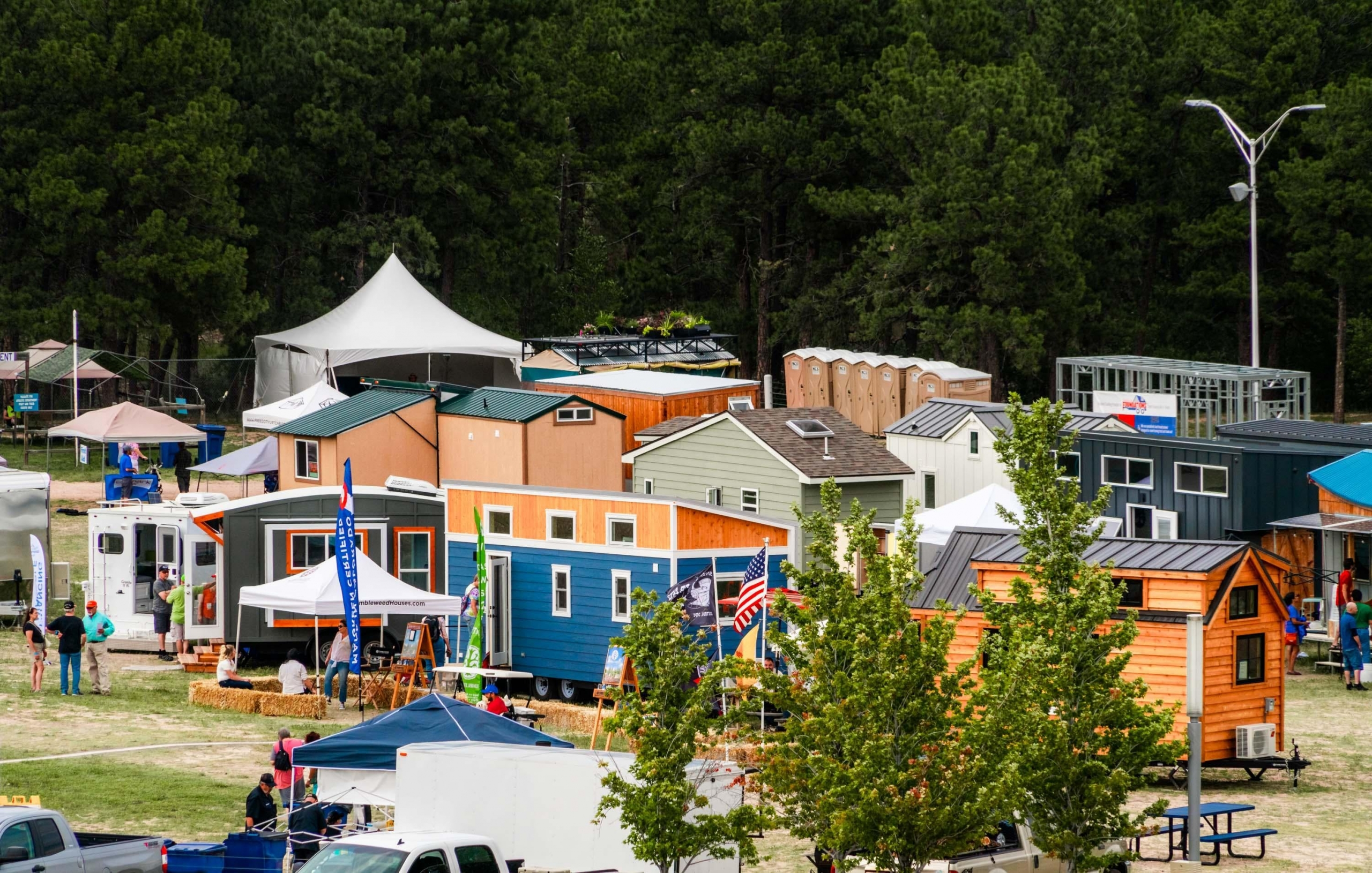 Tiny House Festival 2020.2020 People S Tiny House Festival Real Estate Agents And