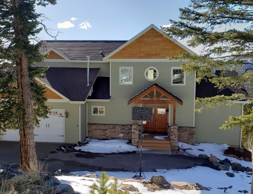 11537 Green Circle Conifer, CO – For Sale – Mountain Views