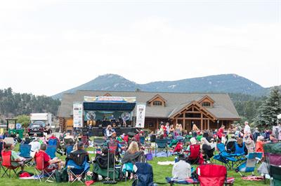 Evergreen Lake Concert
